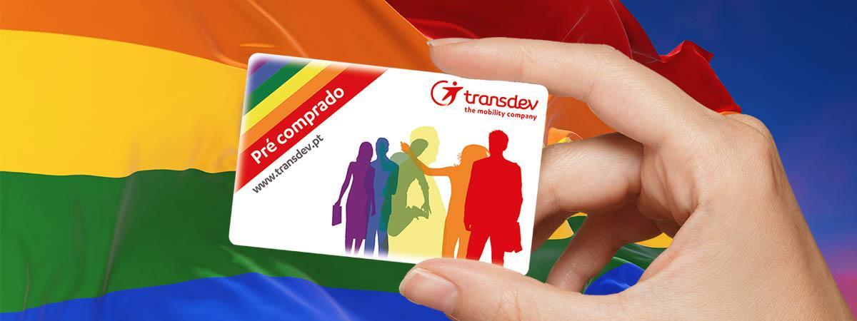 transporte público, autocarro, pride month, orgulho lgbt, transporte de passageiros, transdev, transdev portugal, transporte coletivos