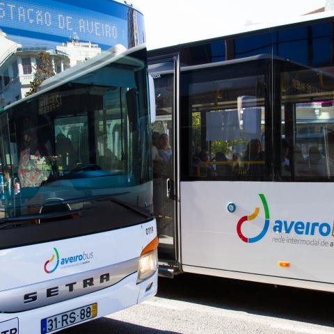 Transdev - Aveiro - Aveirobus - transporte público