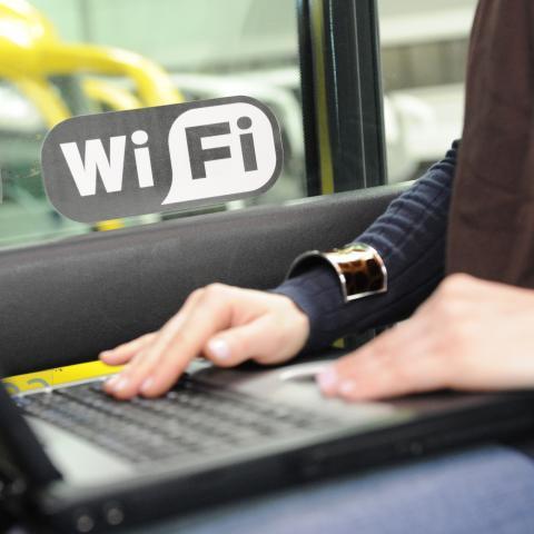 Transdev autocarros - frota wifi
