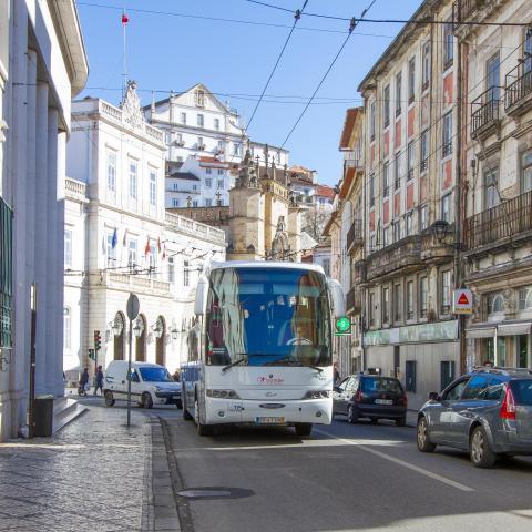Transdev autocarros - frota