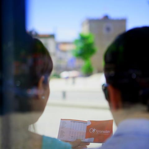 Transdev autocarros - Horários