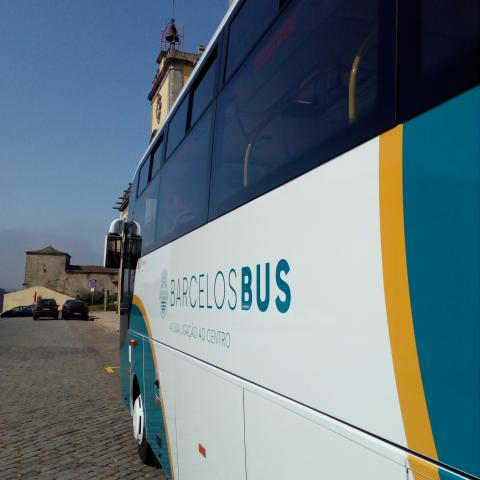 Soluções Integradas de Mobilidade - Transdev - SIM - Barcelos Bus