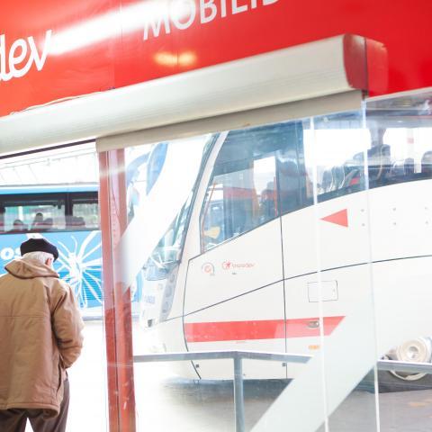 Transdev autocarros - terminal rodoviário